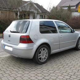 Przyciemnianie szyb VW Golf